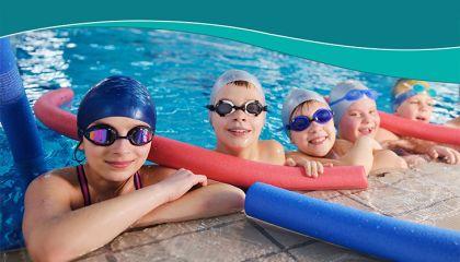 Prasidėjo registracija į grupines plaukimo pamokas suaugusiems ir vaikams!