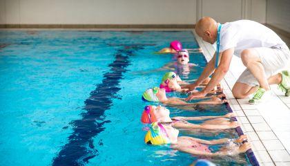 Kviečiame į ATVIRĄ plaukimo pamoką