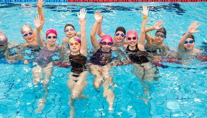 Aktyvaus poilsio ir sporto mėgėjų mylimas Palangos baseinas švenčia 2 metų gimtadienį